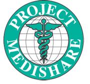 Project medishare logo