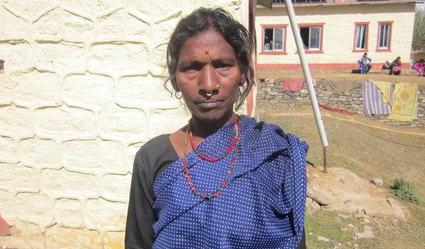 Photo of Durga post-operation