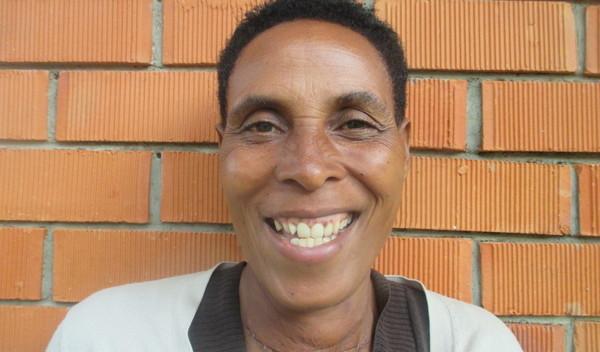Photo of Atuzarirwe post-operation