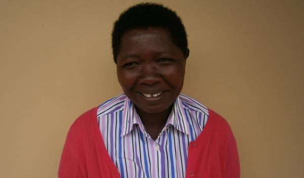 Photo of Tumuhimbise post-operation