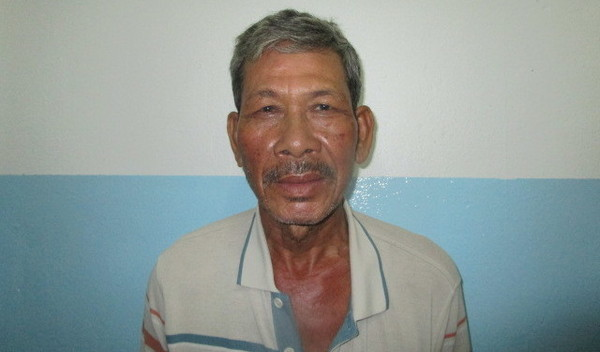 Photo of Siphan post-operation