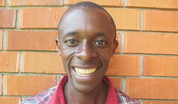 Photo of Kanyesigye post-operation