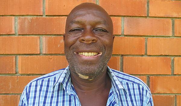 Photo of Mugyenzi post-operation