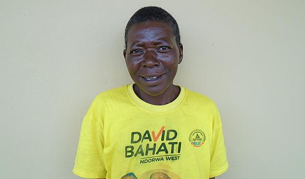 Photo of Tibinsasa post-operation