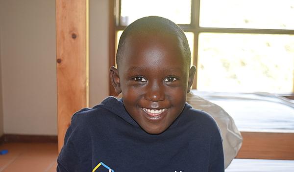 Photo of Mafuru post-operation