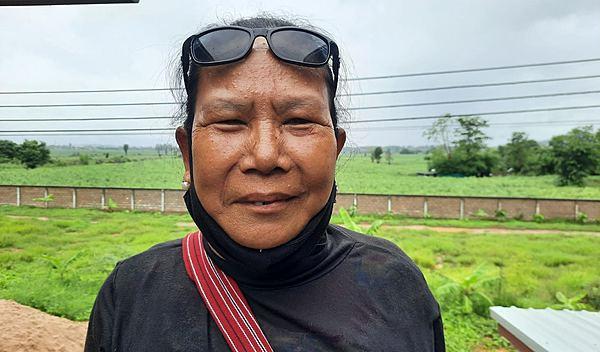 Photo of Yin post-operation